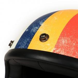 Helm -DMD Jet Vintage- Jethelm, vintage – Squadra Corse – L (59cm) 3333270L