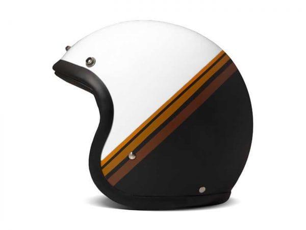 Helm -DMD Jet Vintage- Jethelm, Coffee Break – L (59cm) 3333619L