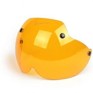 Visier für Helm -VESPA Soft Touch- gross – gelb 605281M00G