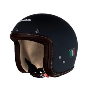 Helm -VESPA Pxential- schwarz matt – S (55-56 cm) 605470M02N