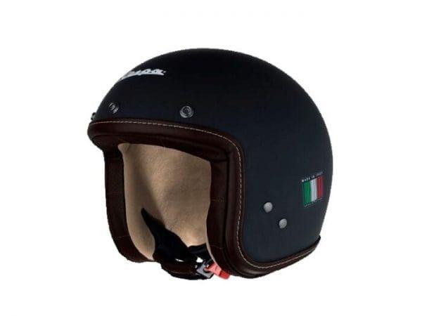Helm -VESPA Pxential- schwarz matt – L (59-60 cm) 605470M04N
