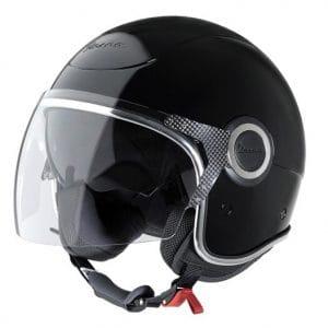Helm -VESPA VJ- Jethelm, schwarz – XS (52-54cm) 605914M012