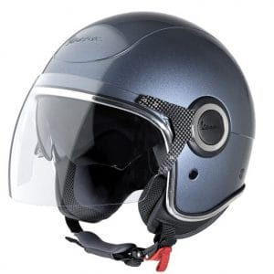 Helm -VESPA VJ- Jethelm, Silbern Dolomiti – L (59-60cm) 605914M04G