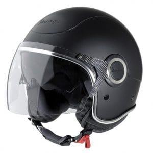 Helm -VESPA VJ- Jethelm, schwarz matt – XL (61-62cm) 605914M052M