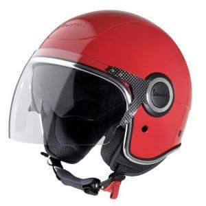 Helm -VESPA VJ- Jethelm, rot – XL (61-62cm) 605914M05R