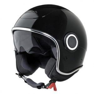 Helm -VESPA VJ1- Jethelm, schwarz – XS (52-54cm) 605915M012