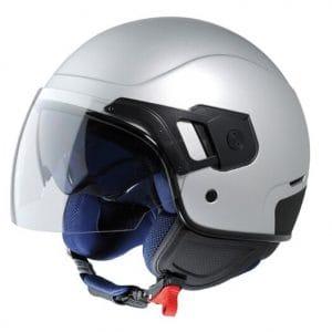 Helm -VESPA PJ- Jethelm, grau matt – M (57-58cm) 605917M03GM