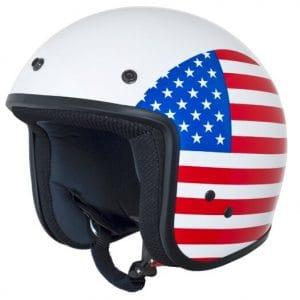Helm -VESPA Jethelm Flag- USA – M (57-58 cm) 605999M03A