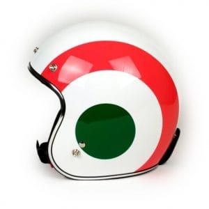 Helm -VESPA 2.0 Jethelm Flag- Italien – M (57-58 cm) 606378M03I