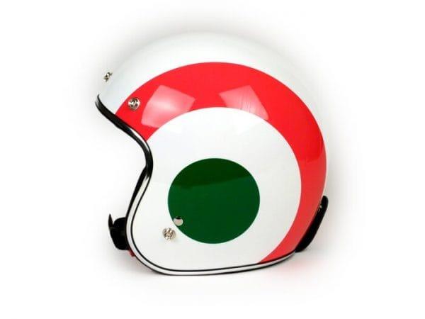 Helm -VESPA 2.0 Jethelm Flag- Italien – L (59-60 cm) 606378M04I