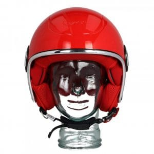 Helm -VESPA VJ1- Jethelm, (RED) Rosso Passione R7 (894) – L (59-60cm) 606518M04R