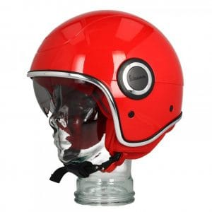 Helm -VESPA VJ1- Jethelm, (RED) Rosso Passione R7 (894) – XL (61-62cm) 606518M05R