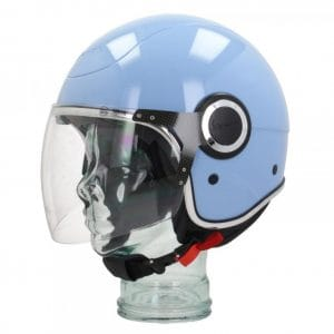 Helm -VESPA VJ- Jethelm, Azzurro Incanto (279/A) – XL (61-62cm) 606656M05AZ