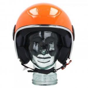 Helm -VESPA VJ1- Jethelm, Arancio (890/A) – XS (52-54cm) 606657M01OR