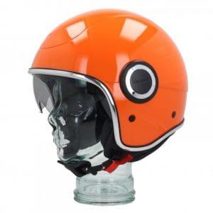 Helm -VESPA VJ1- Jethelm, Arancio (890/A) – S (55-56cm) 606657M02OR