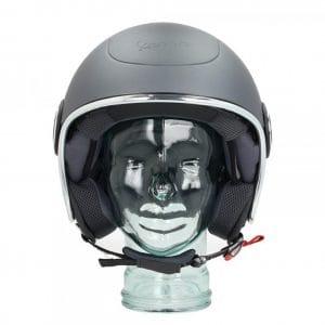 Helm -VESPA VJ1- Jethelm, Grigio Titanio (707/C) – L (59-60cm) 606657M04GR