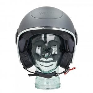 Helm -VESPA VJ1- Jethelm, Grigio Titanio (707/C) – XL (61-62cm) 606657M05GR