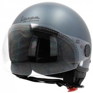 Helm -VESPA Jethelm Sei Giorni – grau – XS (53-54 cm) 606676M01GY