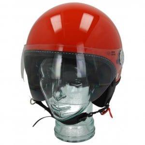 Helm -VESPA Visor 3.0- orange (arancio impulsivo (A11)) – XS (52-54cm) 606783M01AM