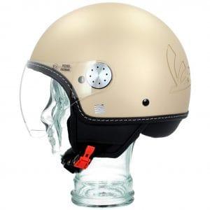 Helm -VESPA Visor 3.0- beige sahara (516A) – XS (52-54cm) 606783M01BO