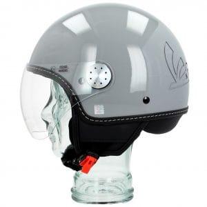 Helm -VESPA Visor 3.0- grau lucido (715C) – XS (52-54cm) 606783M01GM