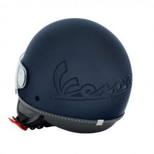 Helm -VESPA Visor 3.0- blau matt armonia (288A) – XS (52-54cm) 606783M01MB