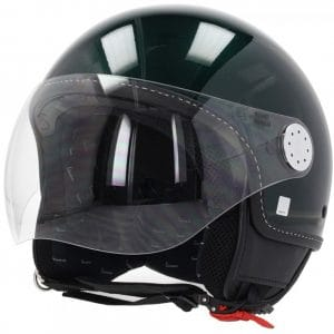 Helm -VESPA Visor 3.0- grün bosco (349/A) – XS (52-54cm) 606783M01VB