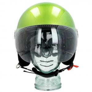 Helm -VESPA Visor 3.0- grün speranza (341A) – XS (52-54cm) 606783M01VG
