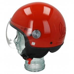 Helm -VESPA Visor 3.0- orange (arancio impulsivo (A11)) – S (55-56cm) 606783M02AM