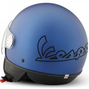Helm -VESPA Visor 3.0- blau (vivace blue (297/A)) – S (55-56cm) 606783M02BE