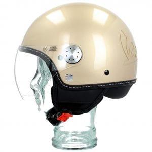 Helm -VESPA Visor 3.0- beige eleganza (513A) – S (55-56cm) 606783M02BG