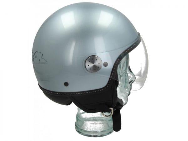 Helm -VESPA Visor 3.0- grau (grigio delicato (G01)) – S (55-56cm) 606783M02GL
