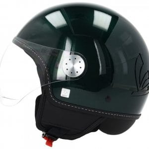 Helm -VESPA Visor 3.0- grün bosco (349/A) – S (55-56cm) 606783M02VB