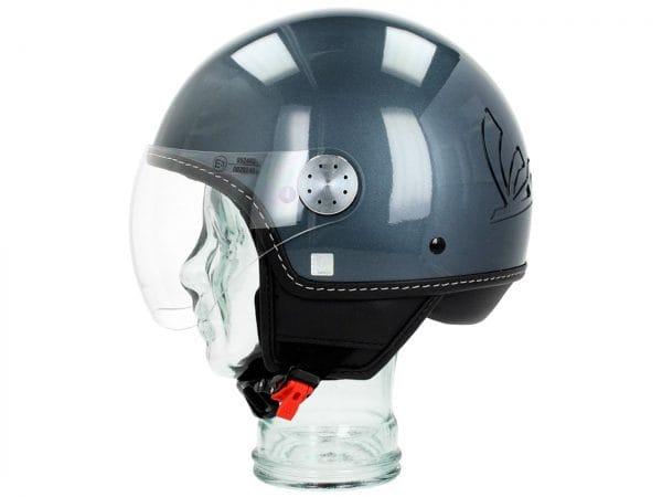 Helm -VESPA Visor 3.0- grau dolomiti (770B) – M (57-58cm) 606783M03GD