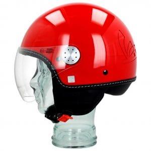 Helm -VESPA Visor 3.0- rot (894) – M (57-58cm) 606783M03R