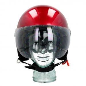 Helm -VESPA Visor 3.0- rot vignola (880A) – M (57-58cm) 606783M03RM