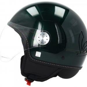 Helm -VESPA Visor 3.0- grün bosco (349/A) – M (57-58cm) 606783M03VB