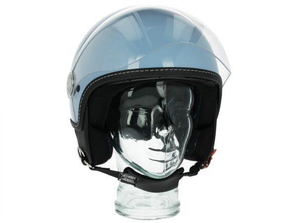 Helm -VESPA Visor 3.0- blau incanto (279A) – L (59-60cm) 606783M04AP