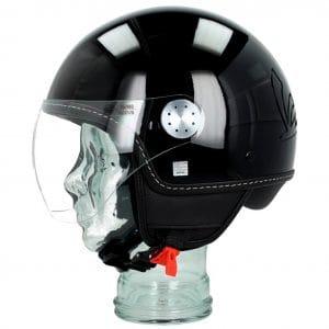 Helm -VESPA Visor 3.0- schwarz lucido (094) L (59-60cm) 606783M04B