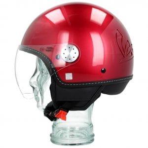 Helm -VESPA Visor 3.0- rot vignola (880A) – L (59-60cm) 606783M04RM