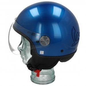 Helm -VESPA Visor 3.0- blau (vivace blue lucido (261/A)) – XL (61-62cm) 606783M05NB