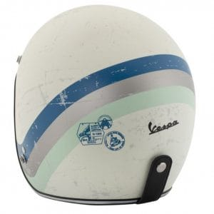 Helm -VESPA Jethelm Heritage- weiß (biancospino)- S (55-56 cm) 607068M02BS