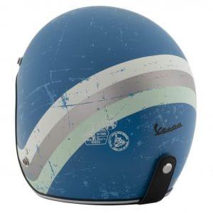 Helm -VESPA Jethelm Heritage- blau (azzuro cina Pia 402)- L (59-60 cm) 607068M04AZ