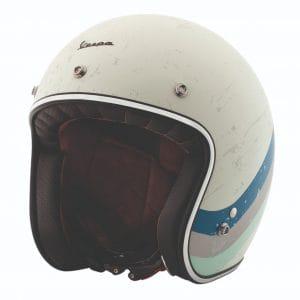 Helm -VESPA Jethelm Heritage- weiß (biancospino)- XL (61-62 cm) 607068M05BS