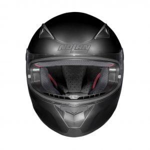 Helm -NOLAN, N60-5 Classic- Integralhelm, schwarz matt – M (57-58cm) NL3103010M