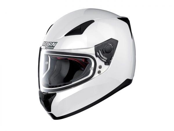Helm -NOLAN, N60-5 Special- Integralhelm, pure white – XXL (63cm) NL502015XXL