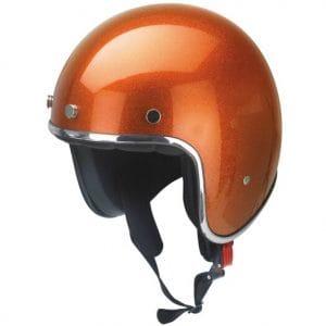 Helm -RB-765 metal flake- orange – XL (61-62 cm) RB76580XL