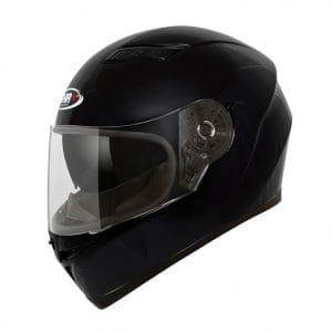 Helm -SHIRO SH600, Integralhelm- schwarz – M (57-58 cm) SI0600010M