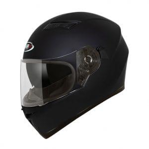Helm -SHIRO SH600, Integralhelm- schwarz matt – XXL (63-64 cm) SI0600020XXL